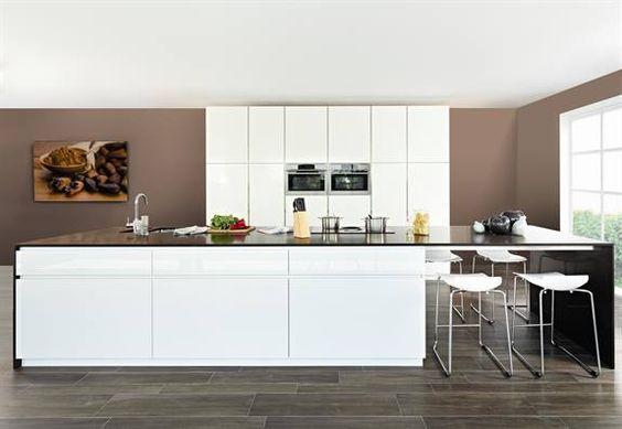 Superb detail van werkbladdampkap en dun werkblad de keukenarchitecten antwerpen de keukenarchitecten eigen realisaties Pinterest Interiors