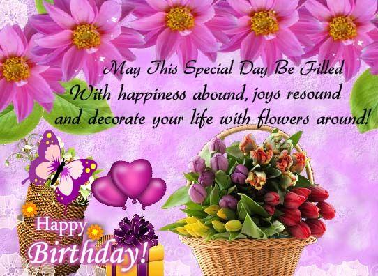 123Greetings Send an ecard Kyania Pinterest – Birthday Greetings 123 Greetings