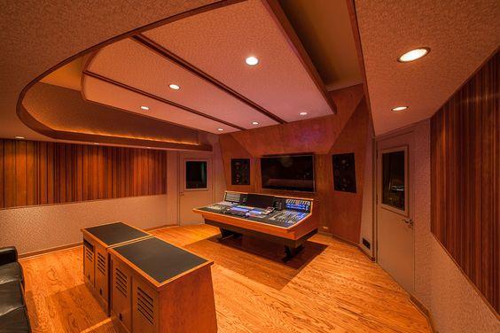 Remarkable Wes Lachot Design Group Recording Studio Design And Acoustic Largest Home Design Picture Inspirations Pitcheantrous