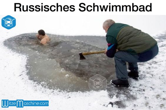 Russisches Schwimmbad - Funny Russian Fail