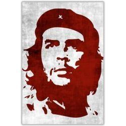 Leinwandbilder Cheguevara Leinwandbild Che Guevara Memorabilien In Rot Hokku Designshokku Designs Design Che Guevara Country Flags