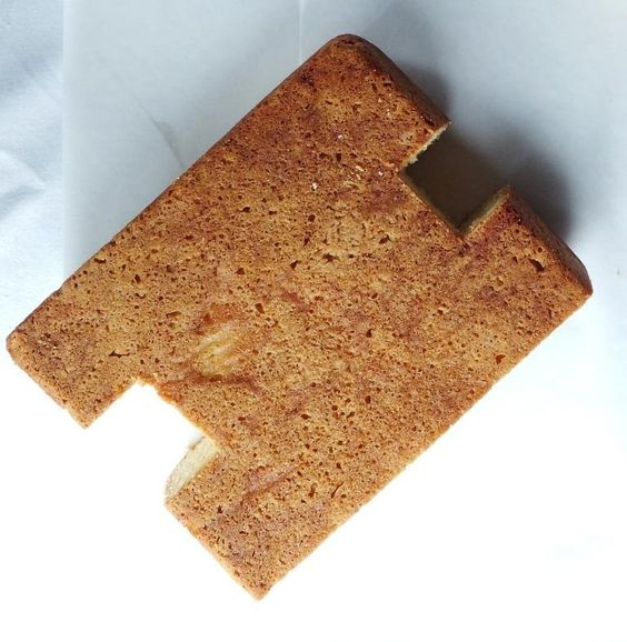 mila+cuatro: How to make a 3D digger cake [Excavator cake]