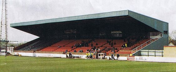 Image detail for -kettering town fc rockingham road kettering northants