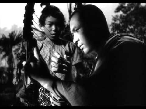 The Burmese Harp (1956 film)