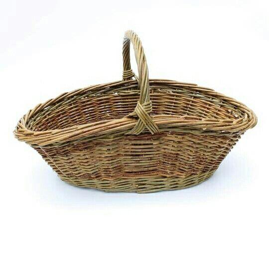 Gardening Basket Garden Basket Basket Basket Willow