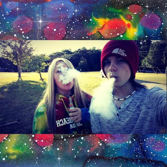 Keep calm and vape on by that_unique_kid