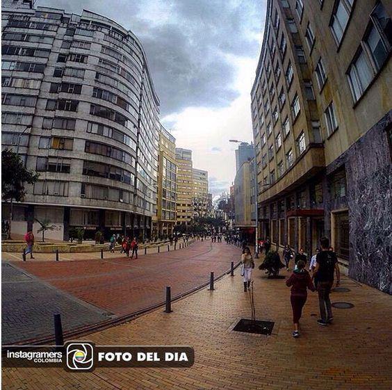 Vía @igerscolombia F O T O D E L D I A  Felicitaciones @julianrocka Localización: #Bogotá #Colombia