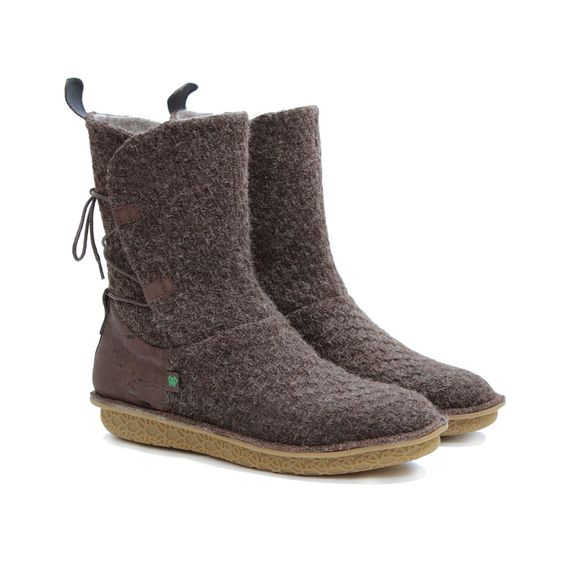 Po-zu: Piper v dark brown Size 39 (Screen Accurate Rey boots)