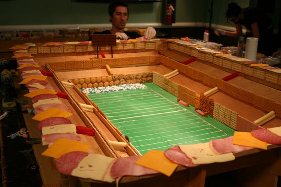 Image detail for -The Big Game appoacheth. With Super Bowl XLIV right around the corner, millions of Americans will break out potato chips, Chex mex, Hot Dogs, and hamburgers and, of ...