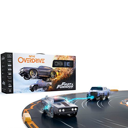 Anki Overdrive Fast Furious Edition Fast And Furious New Kids Toys Toys