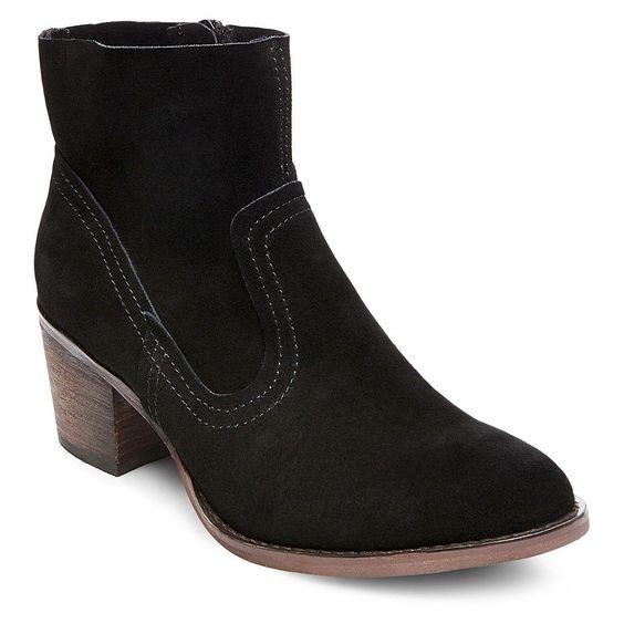 Women's Soho Cobbler Fields Suede Ankle Boots -