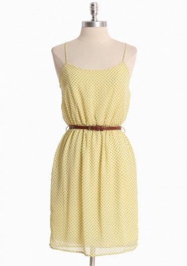 you are my sunshine belted dress