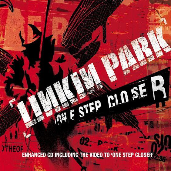 Linkin Park – One Step Closer (single cover art)
