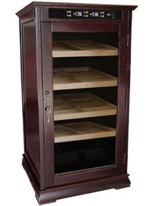 Awesome electronic humidor cabinet