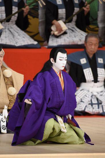 堂々とした演技で時代を背負う八代目市川染五郎のかっこいい画像