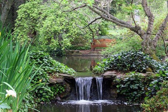 Descanso Gardens La Canada Flintridge Ca Photos Of