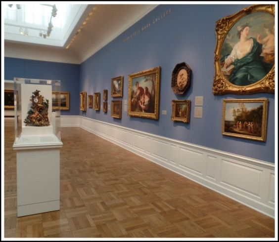 April's Homemaking: Our Visit to the Portland Art Museum and ICAD Week 3
