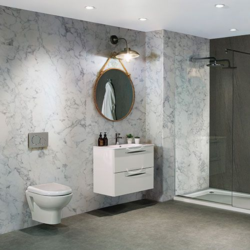 Bb Nuance Turin Marble Bathroom Shower Wall Boards Room H2o Waterproof Bathroom Wall Panels Bathroom Wall Panels Bathroom Shower Walls