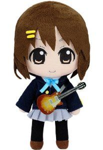 Nendoroid Plus Plush Series 26 K-ON!! Hirasawa Yui Winter Uniform Ver.