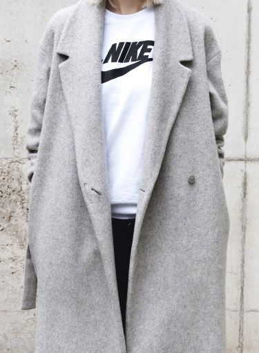 Grey Fashion #grey #fashion #inspiration