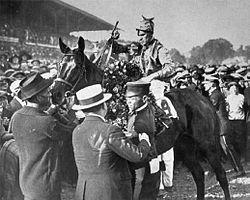 Morvich- 1922 Kentucky Derby Winner
