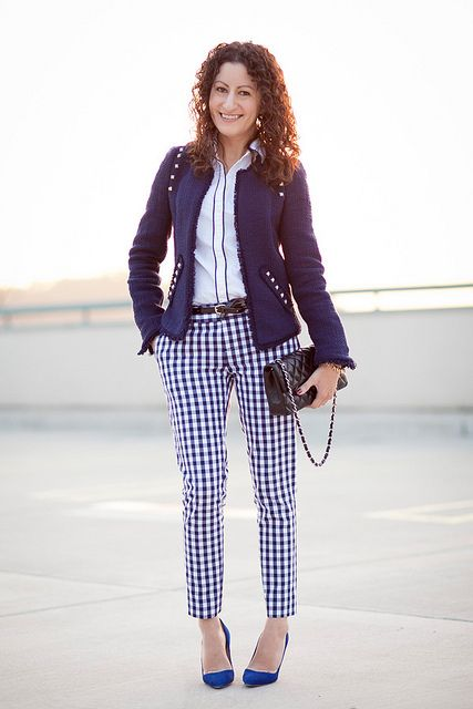 banana-republic-mad-men-gingham-pants-6-600 by Alterations Needed, via Flickr