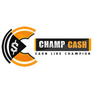 Earn Money Unlimited From ChampCash Refer ID 3389556 [Get 1$ Instantly]