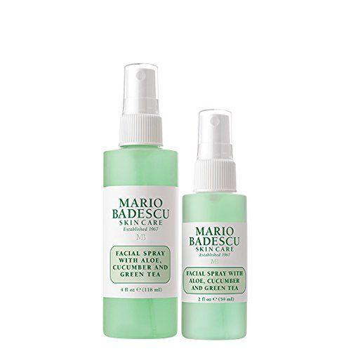 8 Things Every Guy Needs To Stay Fresh At The Gym Facial Spray Mario Badescu Facial Spray Mario Badescu Skin Care
