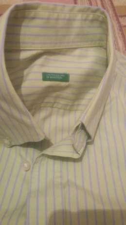 Camisa Benneton Castelo Branco - imagem 1