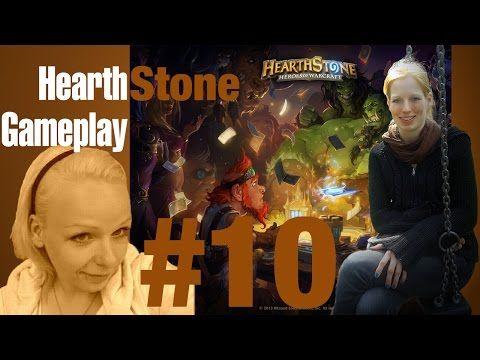 #Hearthstone Time! #LetsPlay #10: ft. Maria Round 5: #Jäger vs. #Priester - YouTube