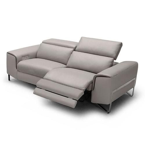 Leather Sofas Compact sofa u Volo Italian modern furniture from Natuzzi Italia Living room Pinterest Modern Mediterranean decor and Living rooms
