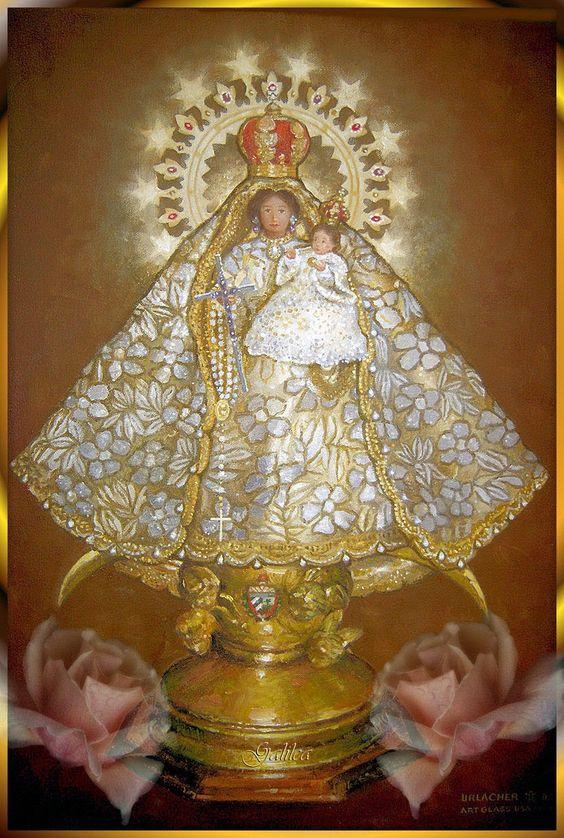 Imágenes religiosas de Galilea: Virgen del Cobre