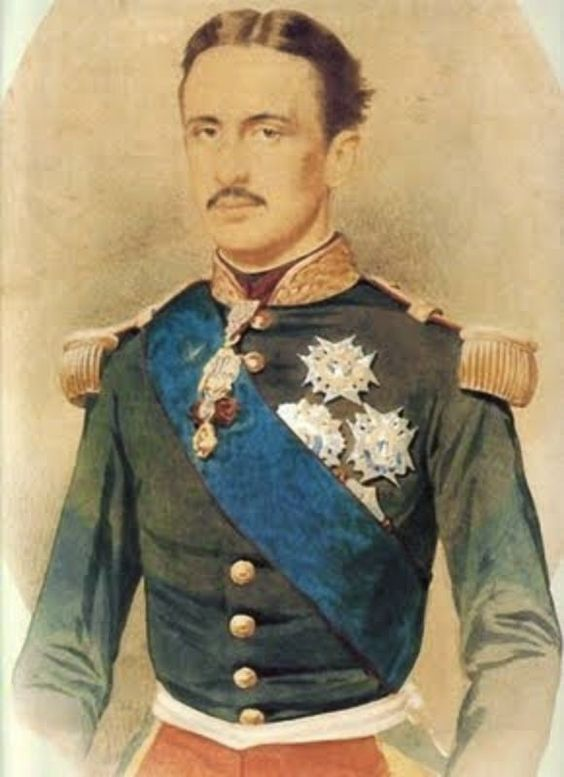 Rey Francesco II delle Due Sicilie