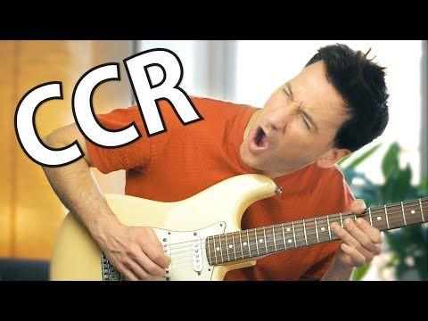 Top 10 Ccr Guitar Solos Youtube Guitar Playing Guitar Music Guitar