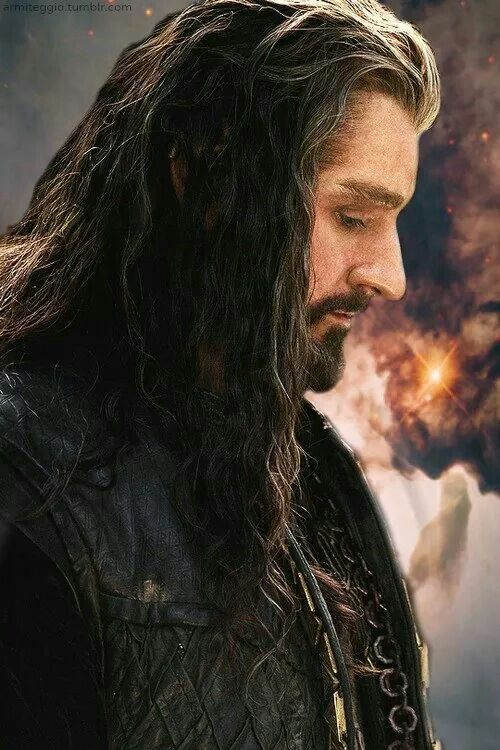 The o'jays, Thorin oakenshield and Hobbit on Pinterest