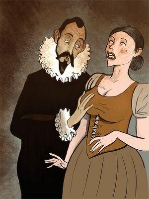Lord Kanington's Extravaganzzas: El caballero de la mano en el pecho