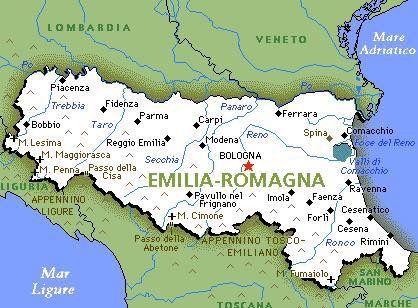 Pin Von Little T Auf Italia Amore Mio In 2019 Emilia Romagna