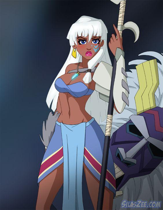 Silas Zee: Princess Kida