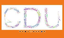 Formación de Usuarios. CDU adaptada a los niños
