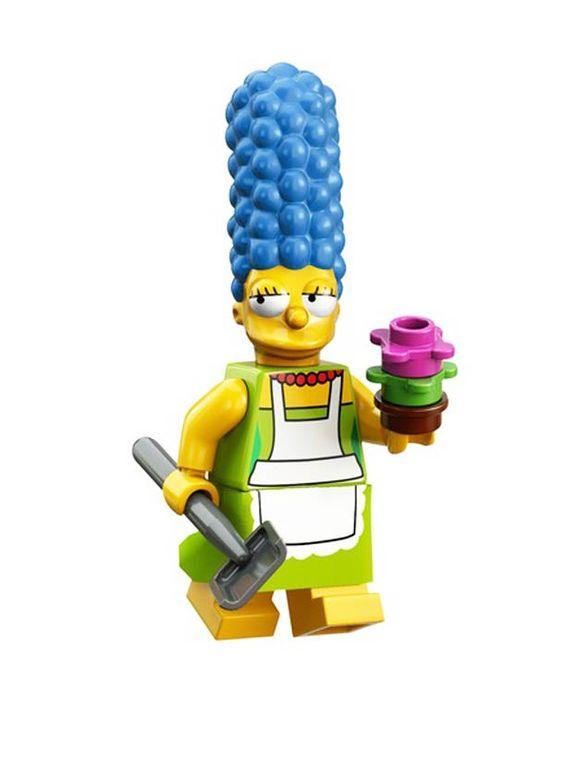 ✝☮✿★ LEGO LOVE ✝☯★☮ LEGO-SIMPSONS