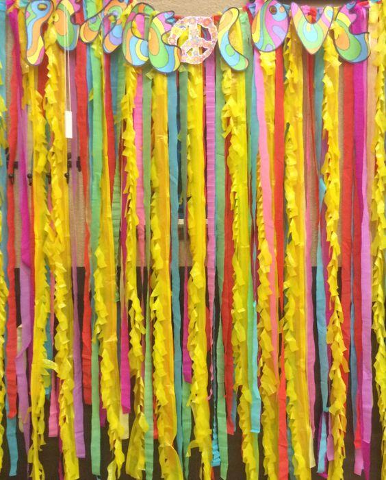 Decoracion fiesta hippie buscar con google fiesta - Fiestas hippies decoracion ...