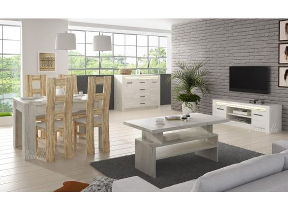 woonkamer invido is een plete woonkamerset in een landelijke
