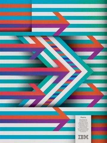 arrows & stripes