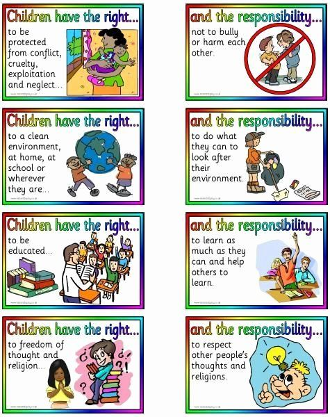Rights And Responsibilities Worksheets For Kids Top Children S Rights Need Rights And Responsibilities Children S Rights And Responsibilities Children S Rights Responsibility worksheets for kindergarten