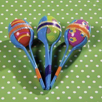 instrumentos musicales reciclados maracas 2