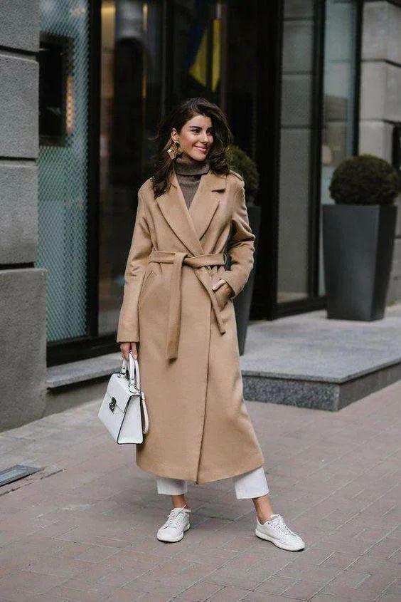 Верблюжье пальто - вечная вещь, которую стоит иметь в своем гардеробе | ladyline.me | Яндекс Дзен