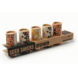 Burgon and Ball - Seed Savers Save your own seed in these seed saving tubes. Less fiddly than envelopes and can be used year after year.