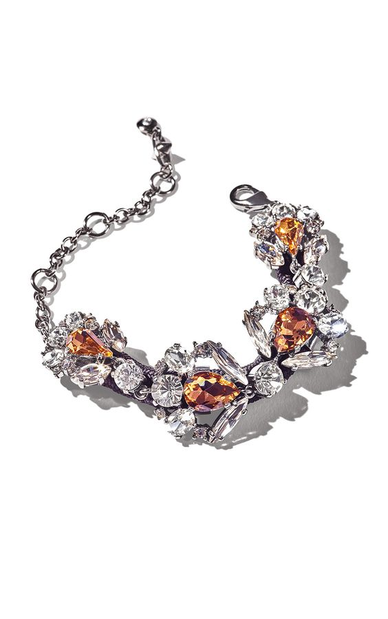 vintage inspired bracelet with a modern spark simone