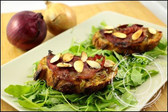 Bruschettas-oignon-pancetta-amandes (4)