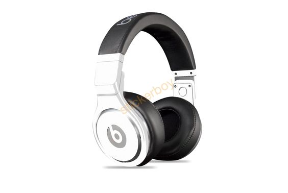Customize your Beats by Dre Pro using White Antibacterial Matte skins